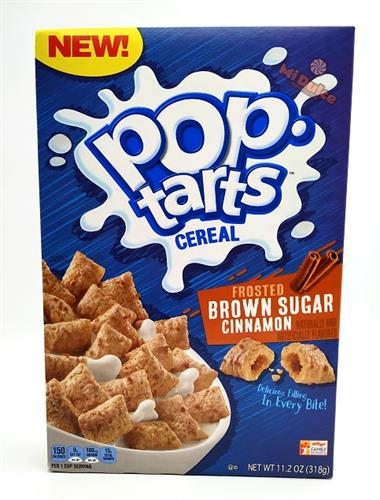 pop tarts brown sugar cinnamon cereal