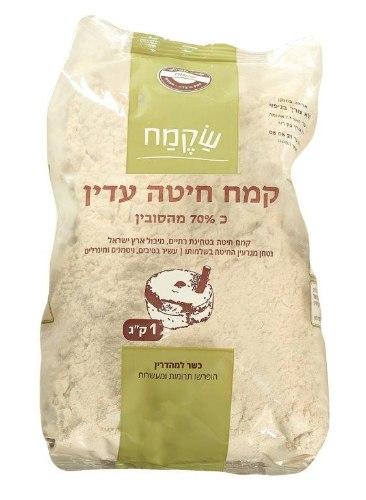 קמח חיטה עדין 70% - קילו