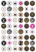 Louis Vuitton Transfer sheet