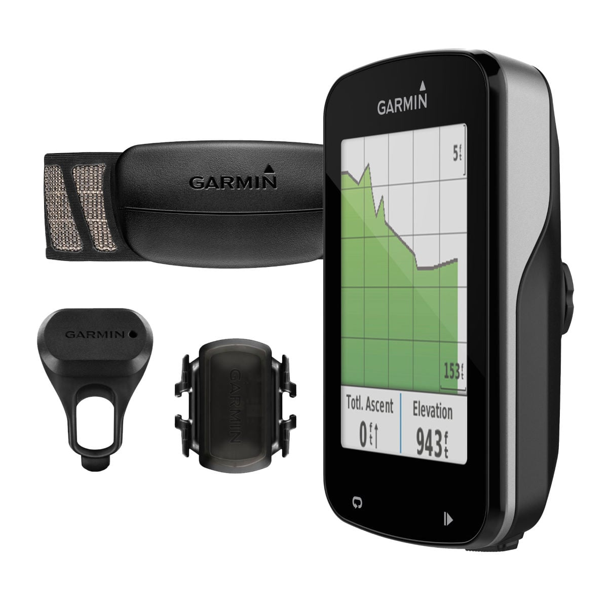 Garmin Edge 820 BUNDLE מחשב רכיבה
