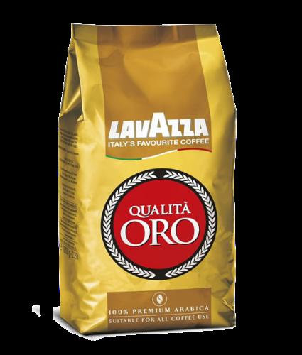1 ק״ג פולי קפה לוואצה – Lavazza Qualita Oro