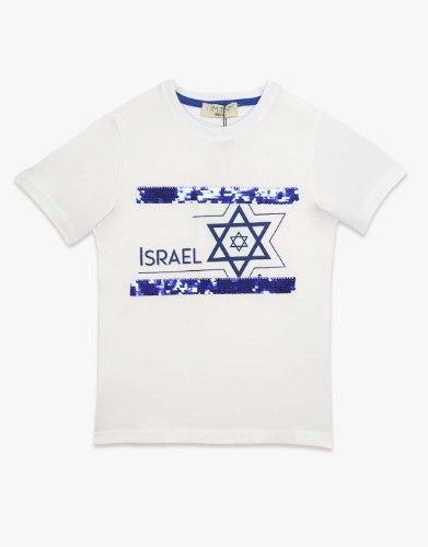 חולצת בנים פייטים יום העצמאות