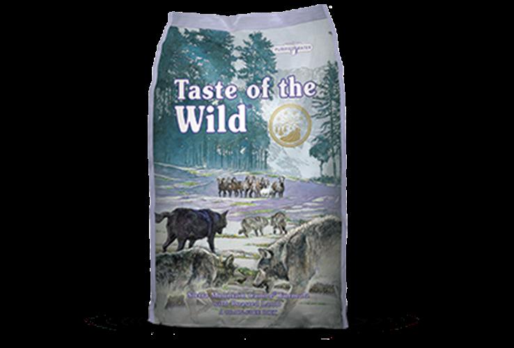 "Taste Of The Wild כבש 2 ק""ג"