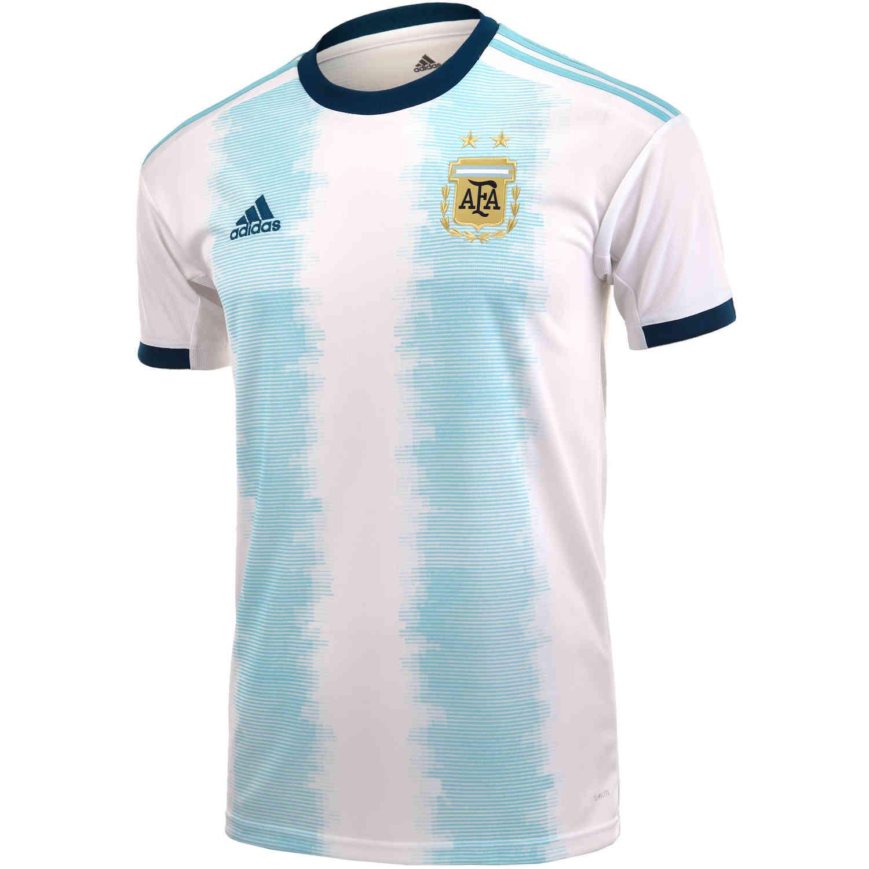 חולצת אוהד ארגנטינה בית 2019