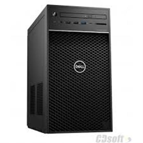 מחשב Intel Core i7 Dell Precision 3630 Workstation T3630-7258 Mini Tower דל