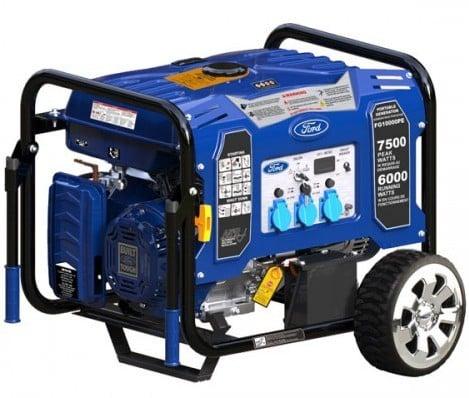 גנרטור שקט Ford 6500W