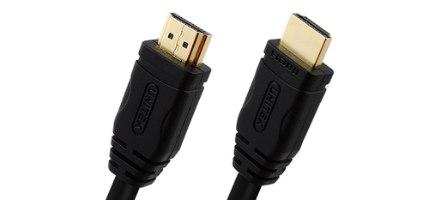 כבל HDMI 2.0V 4K M/M 15M