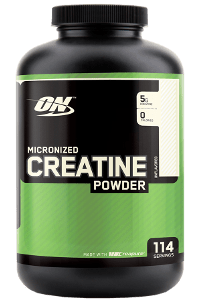 Optimum MonoHydrate אופטימום קריאטין טהור 600 גרם