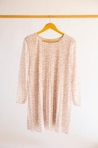 שמלת Maria- מודפסת