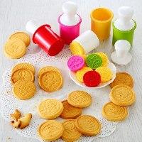 סט חותמות לעיצוב עוגיות