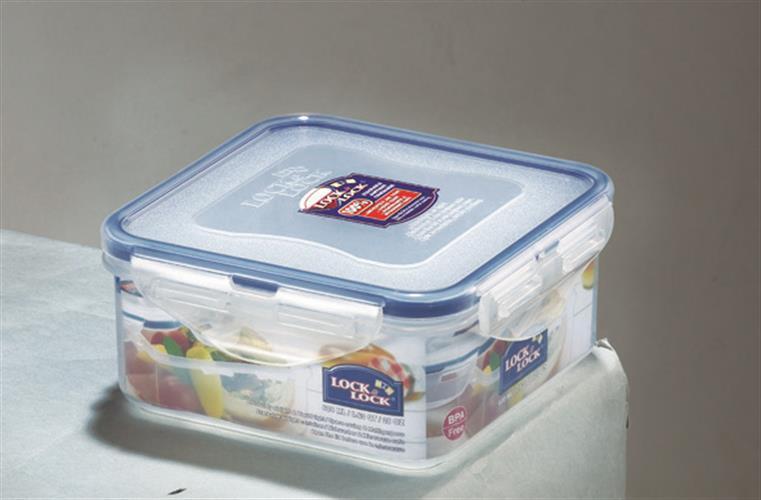 קופסא מרובעת לאחסון מזון- 600 מיל/ 20 גרם