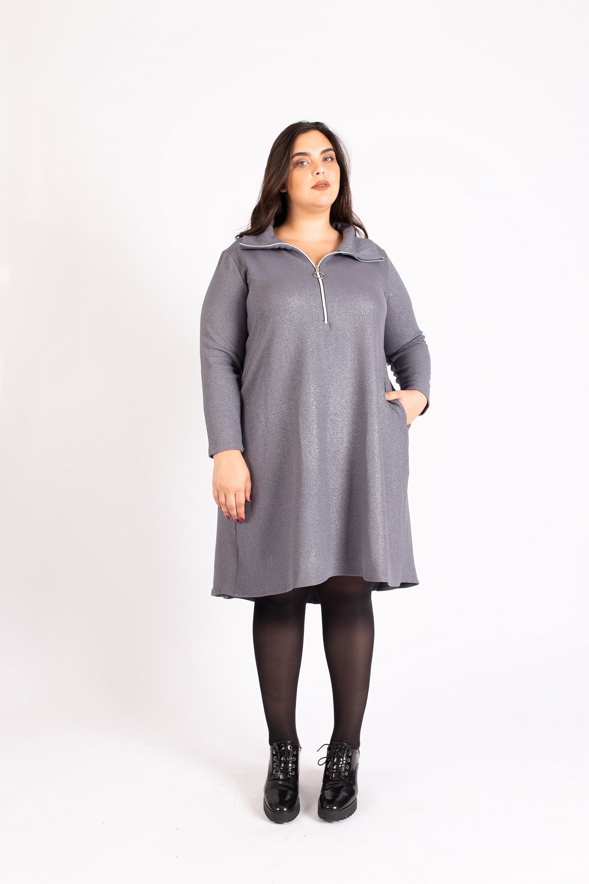 שמלת פריז לורקס בהיר