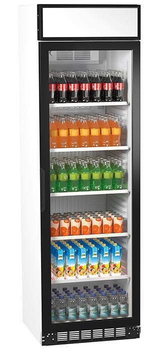 מקרר תצוגה לבקבוקים SIMFER דגם 385 EMEV