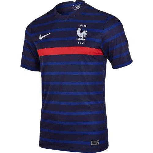 חולצת משחק צרפת בית יורו 2020