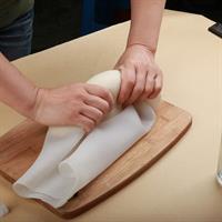 שקית סיליקון להכנת בצק