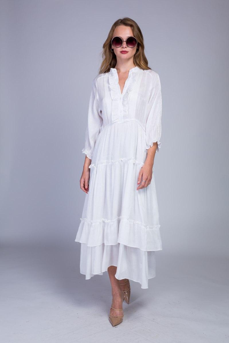 שמלת ערב קומות מבד לורקס