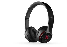 אוזניות חוטיות Beats by Dre Beats SOLO 2, האוזניות הפופולאריות ביותר של Beats תוכננו ועוצבו מחדש