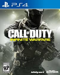 PS4 Call Of Duty: Infinite Warefare