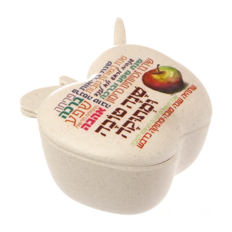 כלי הגשה לתפוח בדבש