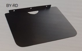 מדף זכוכית לממיר/DVD צבע שחור LEXUS FOX-2600PRO