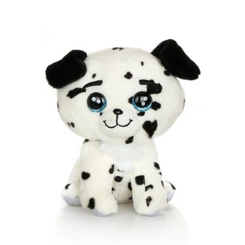 בובת עיניים כלב דלמתי 8 אינץ
