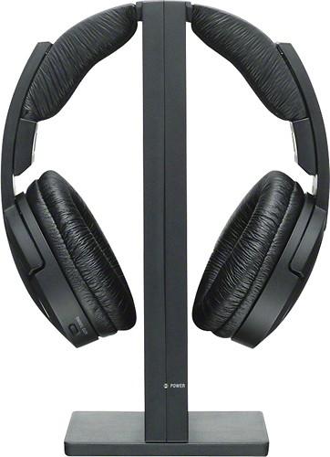 אוזניות אלחוטיות Sony MDRRF985RK, צליל סטיראופוני איכותי שליטה על עוצמת השמע