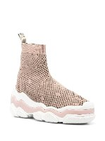 Red Valentino high top  SNEAKER