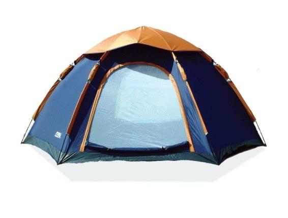אוהל בן רגע ( פתיחה וקיפול מהירים)  אמגזית  ל 6 אנשים