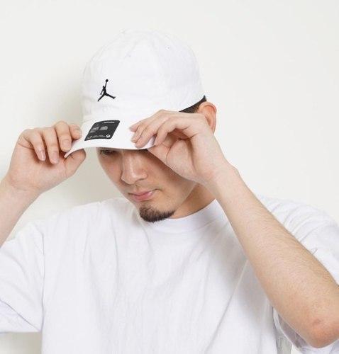 JUMPMAN CAP WHITE