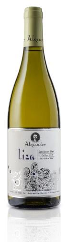 יין לבן ליזה, סוביניון בלאן 2019