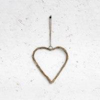 לב נצרי עץ - טבעי
