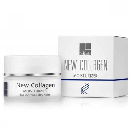 """ד""""ר כדיר קרם לחות לעור נורמלי יבש Dr. Kadir New Collagen Moisturizer Cream For Normal/Dry Skin"""