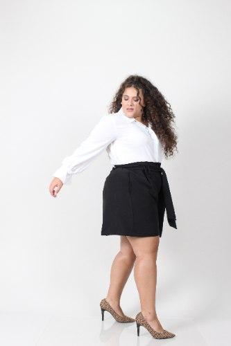 חולצת אוליביה לבנה