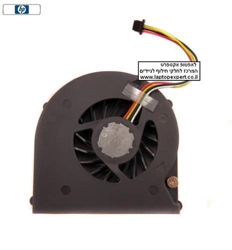 מאוורר למחשב נייד HP ProBook 4310s 4311s Fan Assembly DC5V 0.23A SPS: 577206-001 , UDQFRHR02D1N