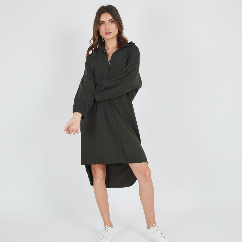 שמלת סלין ירוקה