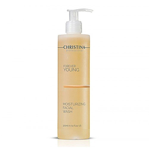 Christina Forever Young Moisturizing Facial Wash - כריסטינה פוראבר יאנג תכשיר רחצה מלחלח לפנים