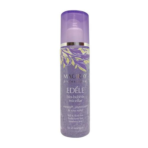מיצלר ביו ג'ל ניקוי מסיר איפור לעור רגיש - Magiray Edele Micellar Bubble
