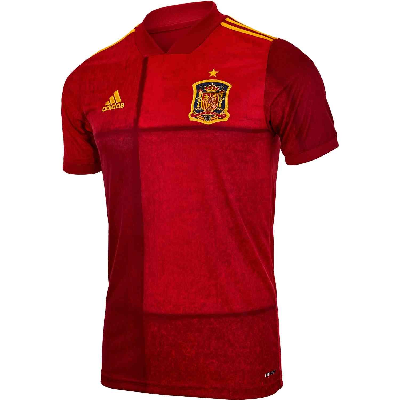 חולצת אוהד ספרד בית יורו 2020