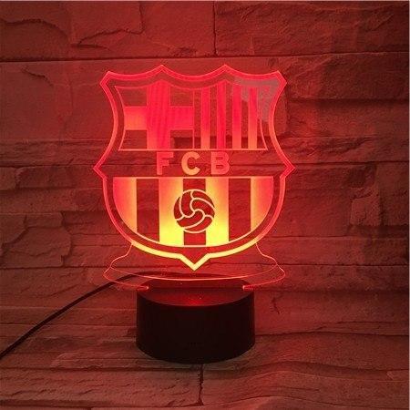 מנורת לילה ברצלונה
