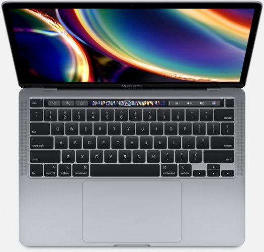 מחשב Apple MacBook Pro 13 Mid 2020 - צבע SpaceGRAY- דגם Z0Y6-I7-32-HB