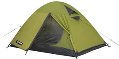 אוהל 3 עונות ל-2 אנשים OUTDOOR MOUNTAIN II