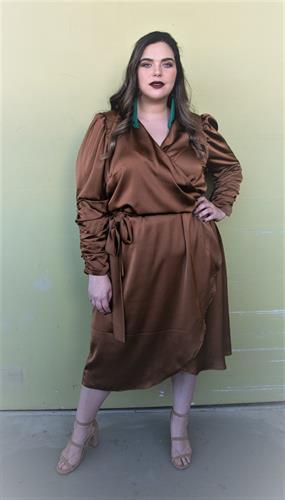 שמלת ורה ברונזה