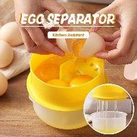 מפריד ביצים-קערה מסננת