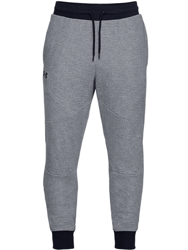 מכנסי אנדר ארמור לגבר 1320725-035 Under Armour Unstoppable Double Knit Joggers