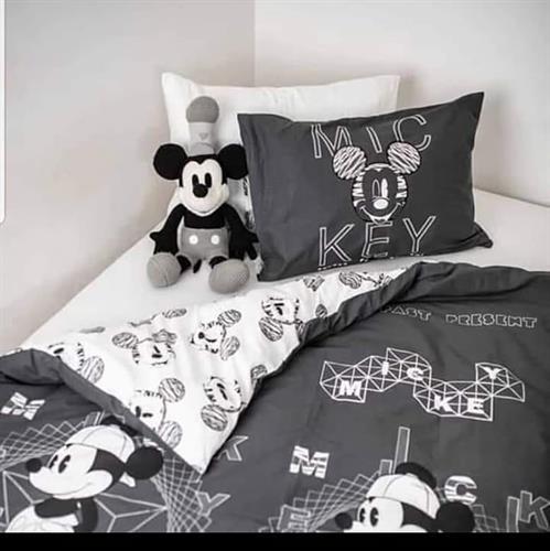 סט מלא מיטה וחצי דגם מיקי מאוס