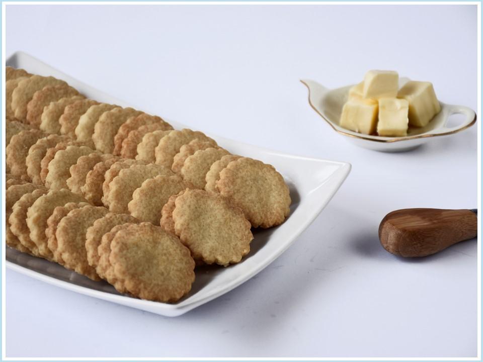 עוגיות חמאה - מוצר לפסח (קטניות)