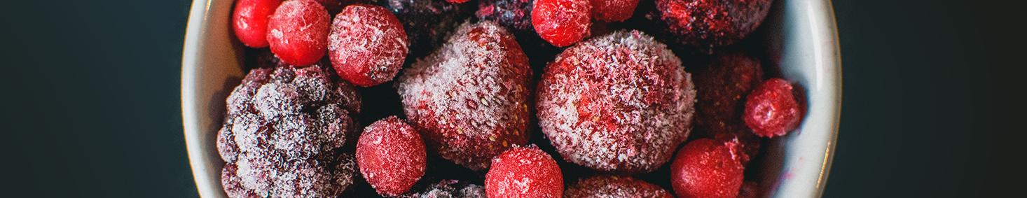 פירות קפואים - טעים בריא