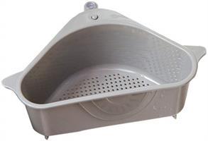 פח משולש אוניברסלי לכיור שימושי במיוחד
