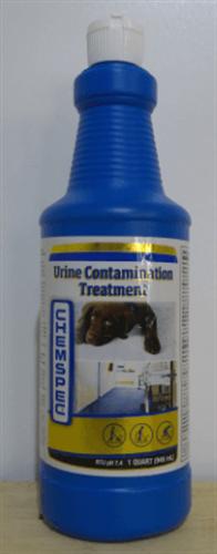 נוזל לניקוי כתמי שתן Urine contamination treatment