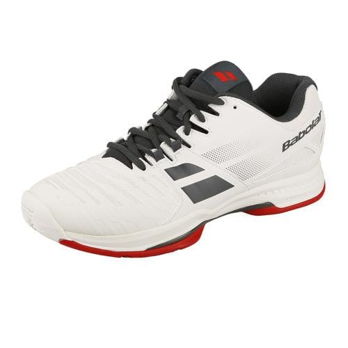 נעל טניס בבולט גברים Babolat SFX White Red
